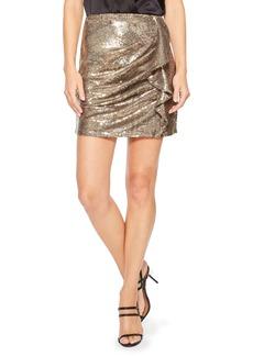 Parker Kenny Sequin Skirt