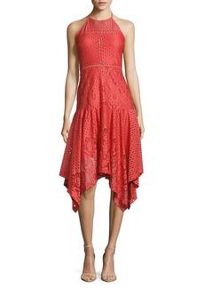Parker Lace Halter Dress