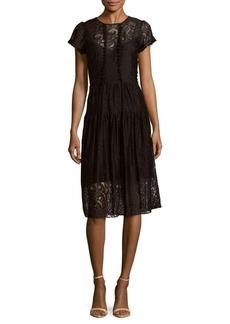 Parker Lace Midi Dress