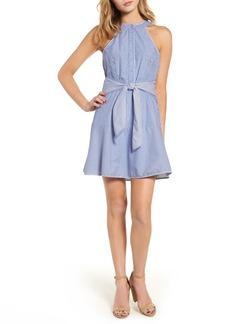 Parker Lauralie Fit & Flare Dress