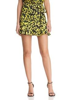 Parker Lieanna Lemon Mini Skirt - 100% Exclusive