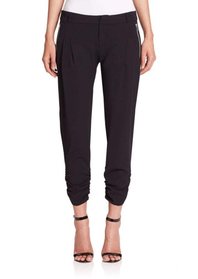 Parker Lindy Zip-Pocket Pants