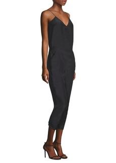 Parker Liv Silk Jumpsuit