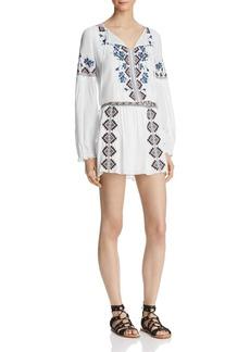 Parker Maeve Embroidered Dress