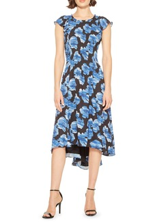 Parker Marcella Floral Print Dress
