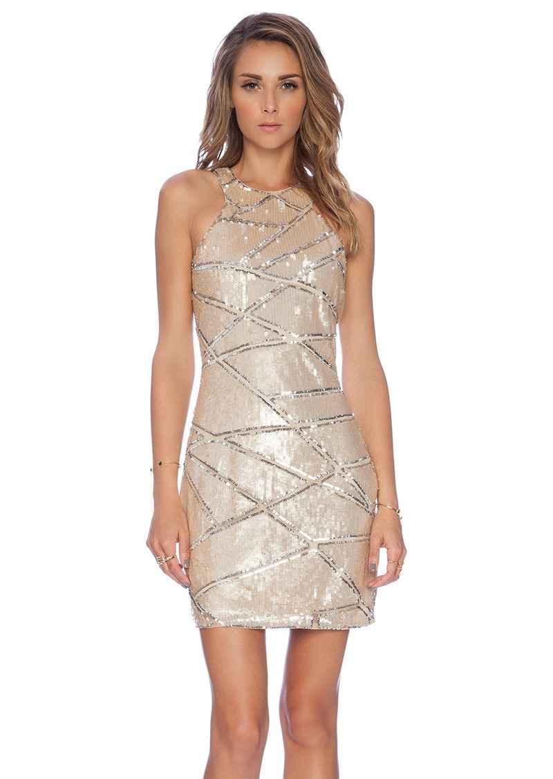 Parker Mariah Embellished Dress