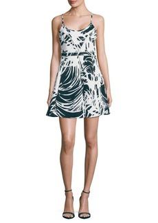 Parker Marigold Scoopneck Dress