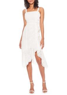 Parker Millie Sleeveless High/Low Dress