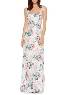 Parker Mimi Silk Maxi Dress
