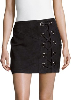 Parker Monica Lace Up Skirt