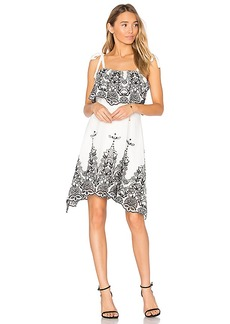 Parker Nia Dress in White. - size S (also in M,XS)