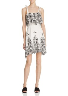 Parker Nia Embroidered Dress