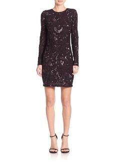 Parker Nikki Sequined Dress