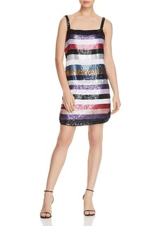 Parker Nora Sequin Shift Dress