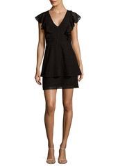 Parker Polka Dot Mini Dress