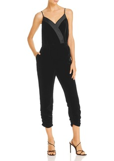 Parker Preston Velvet Jumpsuit