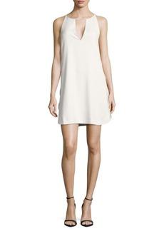 Parker Riviera Solid Sleeveless Dress