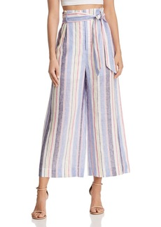 Parker Robbie Striped Culottes