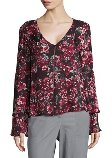 Parker Roesia Silk Blouse