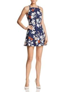 Parker Ronen Floral Dress