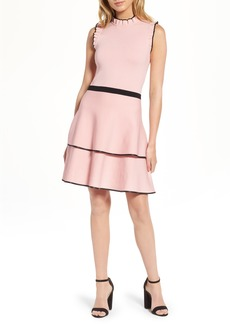 Parker Ryker Fit & Flare Dress