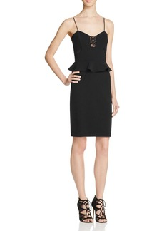 Parker Sachi Peplum Dress