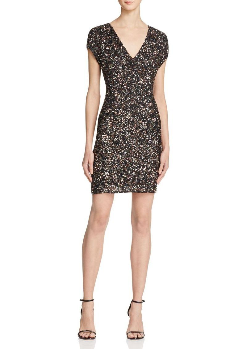 Parker Serena Sequin Mini Dress