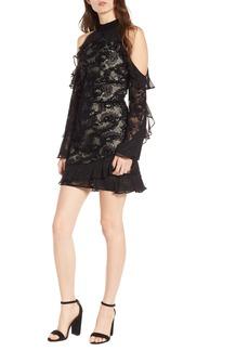Parker Skyler Cold Shoulder Dress