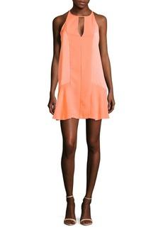 Parker Sleeveless Crewneck Dress
