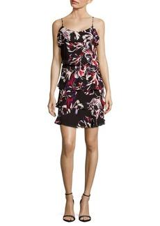 Parker Sleeveless Printed Dress
