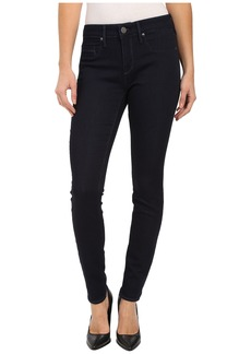 Parker Smith Ava Knit Indigo Skinny Jeans in Ink