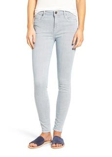 PARKER SMITH Ava Railroad Stripe Skinny Jeans (Engineer)