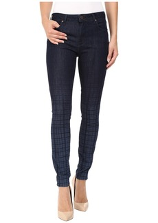 Parker Smith Ava Skinny in Dipped Plaid