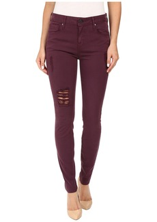 Parker Smith Ava Skinny in Wine Destroy