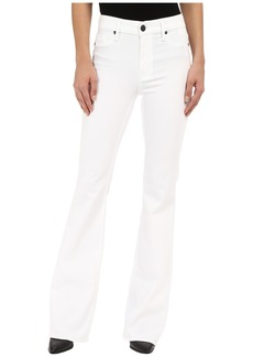 Parker Smith Bombshell Bell Jeans in Eternal White
