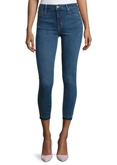 Bombshell Cropped Skinny Jeans