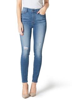 PARKER SMITH Bombshell High Waist Stretch Skinny Jeans (Gulf Stream)