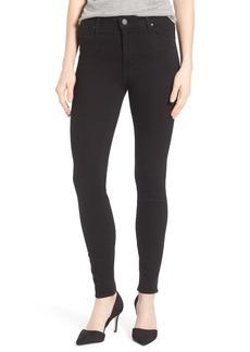 PARKER SMITH Bombshell High Waist Stretch Skinny Jeans (Stallion)