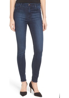 PARKER SMITH Bombshell High Waist Stretch Skinny Jeans (Baltic)