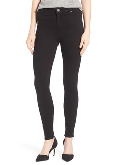 PARKER SMITH Bombshell High Waist Stretch Skinny Jeans (Stallion)