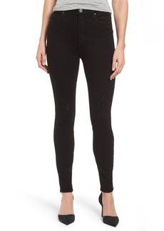 PARKER SMITH Bombshell Skinny Jeans (Black Sea)