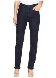 Parker Smith Bombshell Straight Leg Jeans in Baltic