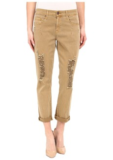 Parker Smith Girlfriend Pants in Sandstorm