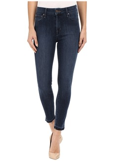 Parker Smith High Rise Crop Jeans in Eastern Sky