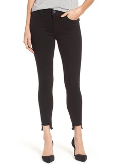 PARKER SMITH Twisted Seam Ankle Skinny Jeans (Stallion)