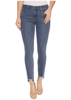 Parker Smith Twisted Seam Skinny in Slate