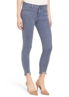 PARKER SMITH Twisted Seam Skinny Jeans (Slate)