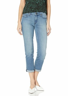 Parker Smith Women's Courtney Straight Leg Crop Jeans