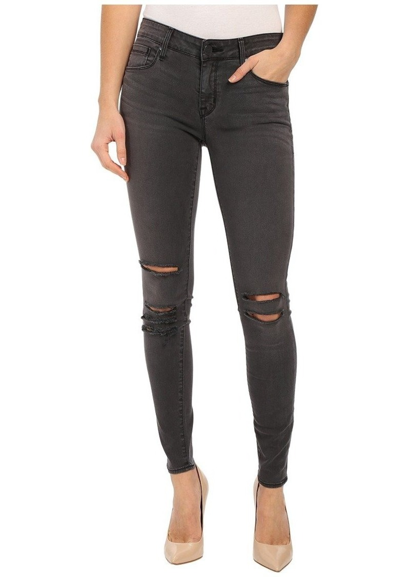 Parker Smith Women's Kam Mid Rise Skinny Jeans