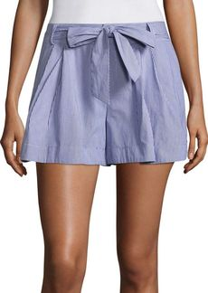 Parker Striped Bow Shorts